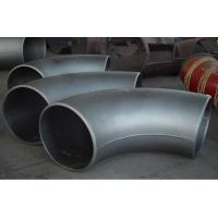 Wholesale PA23 JIS B2313 Carbon Steel Elbow / Alloy Steel Elbow 45 Degree , 90 Degree , 180 Degree from china suppliers
