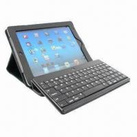 Wholesale Keyboard for iPad, with Leather Case from china suppliers