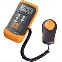 Wholesale portable photo Lux Light Meter 200,000 peak hold Black & Yellow from china suppliers