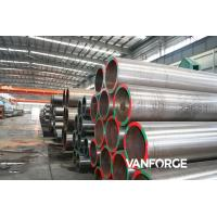 China ASTM A335 P5 Durable Seamless Alloy Steel Pipe Heavy Duty High Toughnesss on sale