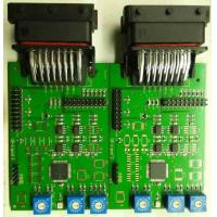 Buy cheap Customized Project PCB Board Assembly White Silkscreen HASL Surface Finishing from wholesalers
