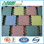 Outdoor Playground Rubber Tiles , Playground Equipment , safety kids floor mats