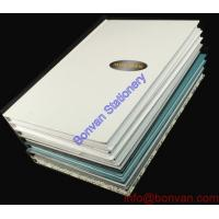 Wholesale Professional stationery hot sale hardcover pu notebook with elastic band from china suppliers
