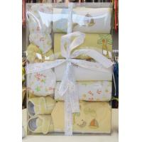 Wholesale Custom Organic Cotton Newborn First Baby Baptism Gift Sets OEM from china suppliers