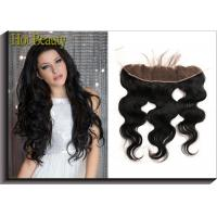 Wholesale Straight Top Lace Closure Frontal Free Part Middle Part 3 Way Part Body Wave For Salon from china suppliers