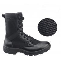 Wholesale Breathable Mesh Leather Military Tactical Boots For Training Special Forces from china suppliers