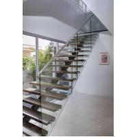 Wholesale Modern frameless glass railing design stair glass railing prices from china suppliers
