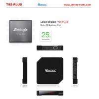 Wholesale Amlogic S905 Quad Core Tv Box T9S PLUS Android 5.1.1 Lollipop 2GB+16GB 4K android media player from china suppliers