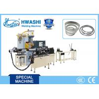 Wholesale Cookware Lid Belt / Strip Auto Welding Machine Production Line , Metal Welding Equipment from china suppliers