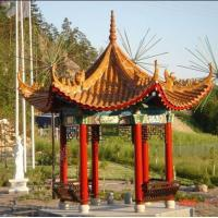 Buy cheap Chinese Roof Tiles for Garden Pavilion from wholesalers