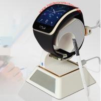 Wholesale COMER Interactive display stand for apple smart watch with alarm function from china suppliers