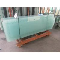 Wholesale Polished Edge Acid Etched Glass Door Panels from china suppliers