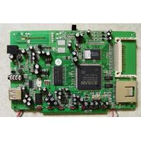 Wholesale OEM DVD Player PCB Single Sided Circuit Board Assembly Services from china suppliers