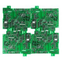 Wholesale Multilayer PCB printed circuit board FR4 Material Green Solder Mask Copper from china suppliers
