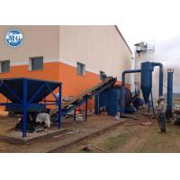 China Mobile Sand Dryer Machine Industrial Sand Dryers With Fuel Coal Gas Or Diesel on sale