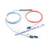 Wholesale Mini Tube Type 2 Channel Wdm Lc / Upc Connector , Wide Operating Wavelength from china suppliers