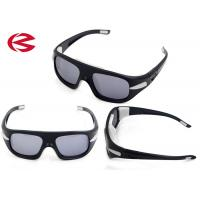 Wholesale Basketball / Football Sports Glasses Anti Fog Anti Collision Sports Goggles Black from china suppliers
