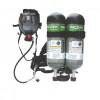 Wholesale Double bottle Carbon / Steel Composite Cylinder Self-contained Breathing Apparatus 12L SCBA from china suppliers