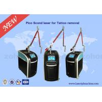 Buy cheap Professional 1064nm 532nm 755nm picosure laser  tattoo pigment removal from wholesalers