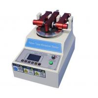 Wholesale Digital Display Taber Abrasion Tester For Leather Cloth And Rubber Testing from china suppliers