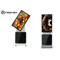 Wholesale 42 inch Standing  WIFI Digital Signage with Rotatable LCD Screen and IR Touch from china suppliers