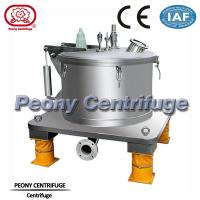 Wholesale Flatform Manual Top Discharging, Hermetic Closure Chemical Separator - Centrifuge from china suppliers