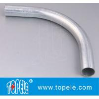 Wholesale 1/2 - in Pre-galvanized Steel Pipe Elbow EMT Conduit And Fittings welded from china suppliers