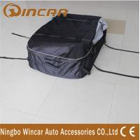 Wholesale Dual open Roof Top Cargo Bag , 600D Oxford Polyester Roof Carrier Bag from china suppliers