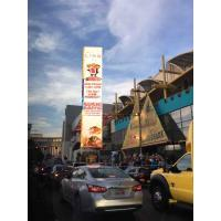 Wholesale Full color Front Service Led Display Billboard Pitch 6.67mm For Outdoor Advertising with front access advantages from china suppliers