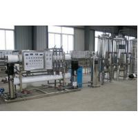 China 50HZ 60HZ RO Water Treatment System , PCL Control Reverse Osmosis Treatment Plant on sale