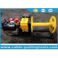 Wholesale 3 Ton Diesel Engine Cable Pulling Winch for Stringing ABC Cable ISO from china suppliers