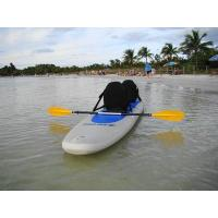 Wholesale Two seatting Inflatable Sup Boards pvc net cloth , inflatable racing sup from china suppliers