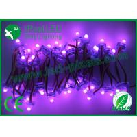 Wholesale 12mm LED String Light 0.3W DC5v ucs1903 & dm x 512 LED Pixel light 50pcs / string from china suppliers