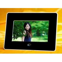 Wholesale 7 Inch HD Digital Photo Frames support SD MS MMC XD and USB, MPEG-1, MP3, JPEG from china suppliers