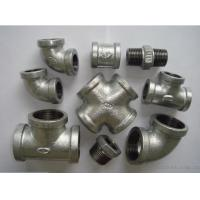 Wholesale Casting Steel Pipe Fittings Elbow Tee Reducer Cross AISI 304 316L 321 310S from china suppliers