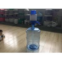 Wholesale Plastic Manual Drinking Water Hand Pump 5 Gallon Water Dispenser Pump No Toxic from china suppliers