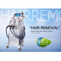 Wholesale Professional IPL RF Beauty Equipment For Hair Removal , Permanent Hair Removal Machine from china suppliers
