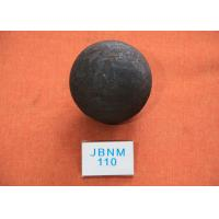 Wholesale Core Hardness  57-59hrc   Hot Rolling Steel Ball Grinding Media  B3 D110mm from china suppliers