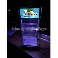 Wholesale Led Lighting Commercial Tobacco Cigarette Display Showcase For Merchandising from china suppliers