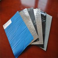 China double side self adhesive bitumen waterproof roof membrane on sale