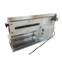 Wholesale SMT PCB V Cut Machine 0.4Mpa - 0.6Mpa Working Air Pressure No Residual Metal from china suppliers