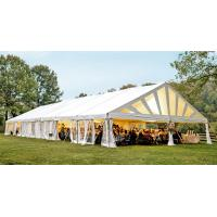 Wholesale 25X60m Outdoor Durable Wedding Party Tent Glass Tent Shelter from china suppliers