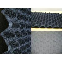 Wholesale Rubber Sound Proof Sponge Black Sound Absorbing Panels Flame Retardant from china suppliers