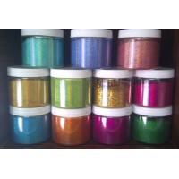 "Wholesale Colorful Series 1/256"" Size Glitter Pigment Glitter Powder PET Glitter from china suppliers"
