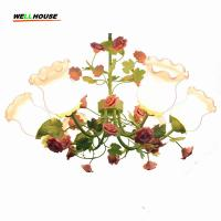 Wholesale Modern chandelier lighting for wedding decoration lustres para sala de jantar Bedroom Kitchen Kids room led chandelier from china suppliers