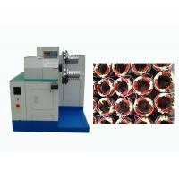 Wholesale Horizontal Induction Motor Coil Winding Machine 0.3-1.2 mm Wire Diamete from china suppliers