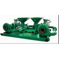Wholesale SLH 150 * 50, 240 m / h capacity, 55kw Mud Mixer used together with solids control system from china suppliers