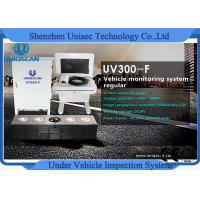 Wholesale Russian Interface Uvss Under Car Bomb Detector , Under Vehicle Surveillance System from china suppliers