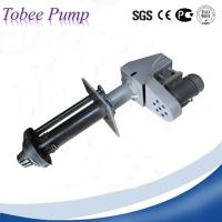 Wholesale Tobee™ Rubber Lined Vertical Slurry Pump from china suppliers