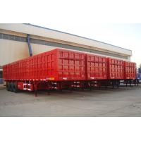 Wholesale cimc manufacture dry van trailer from china suppliers